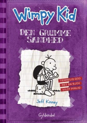 Jeff Kinney: Wimpy Kid. Bind 5, Den grumme sandhed