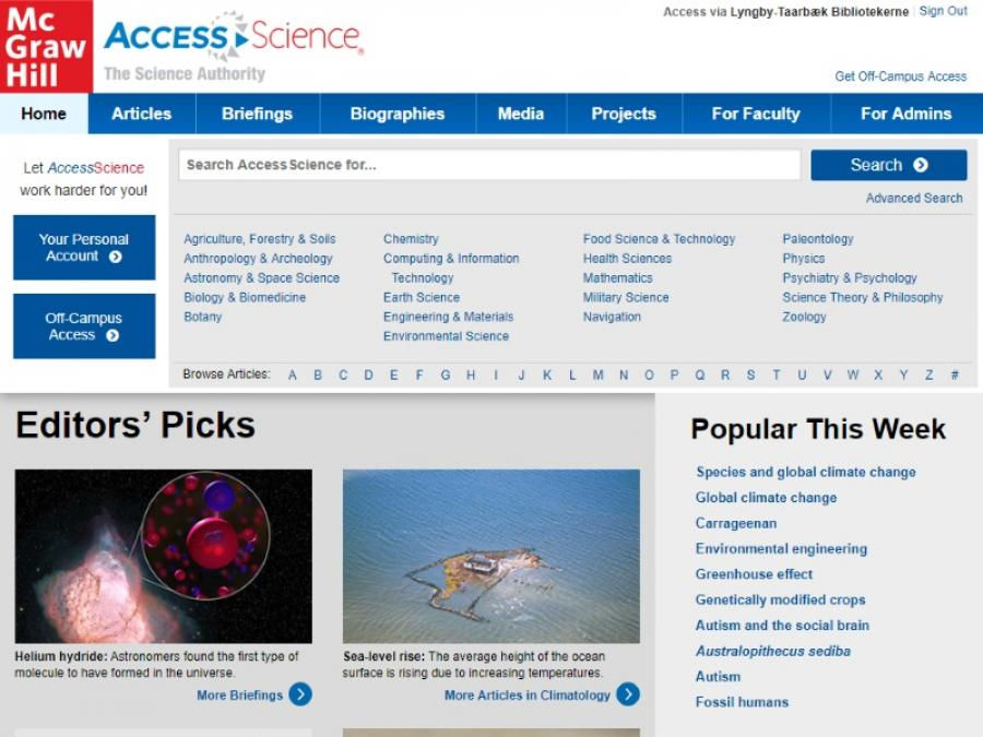 AccessScience